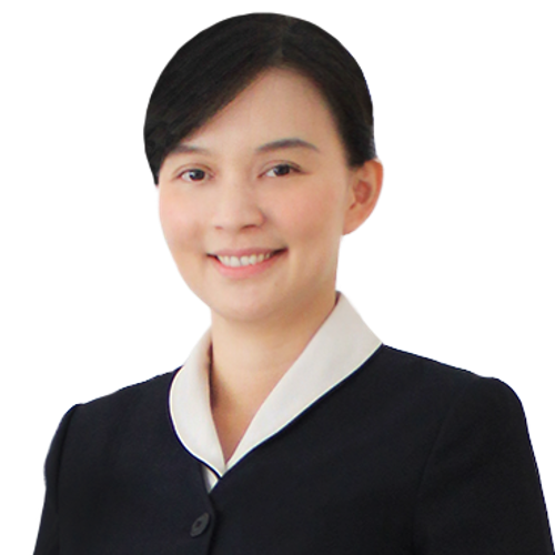 Caroline Widjanarko (Secondary School Principal at Tzu Chi School, Indonesia)